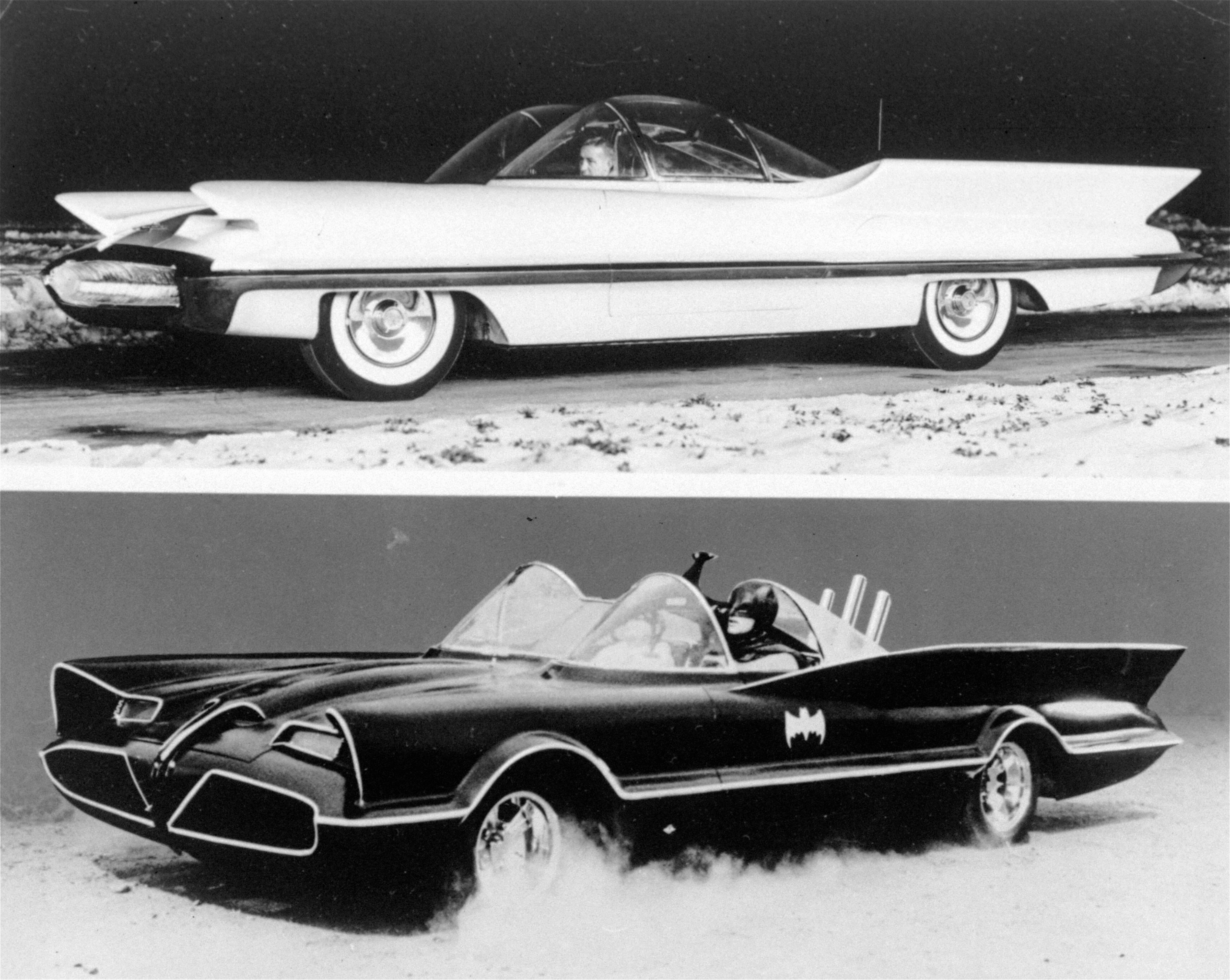 The History Blog Blog Archive Original Batmobile For Sale For