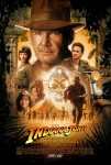 """Indiana Jones and the Kingdom of the Crystal Skull"" poster"