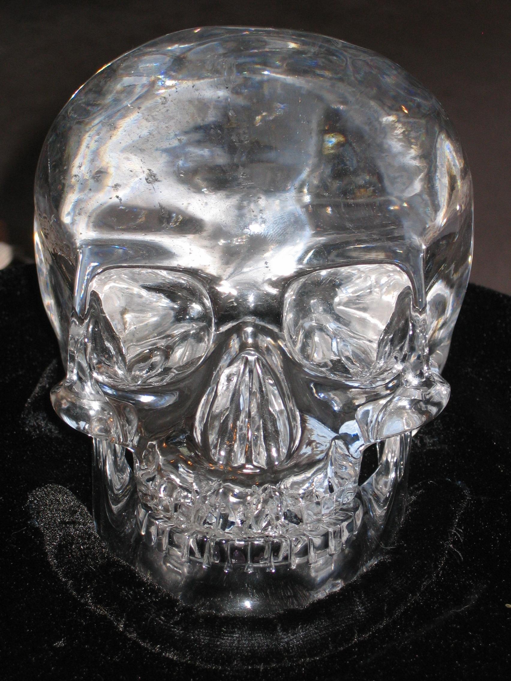 Crystal Skulls Symbolism Crystal Skull