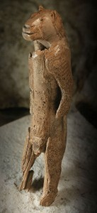 Ulm Lion Man, now estimated to be about 40,000 years old