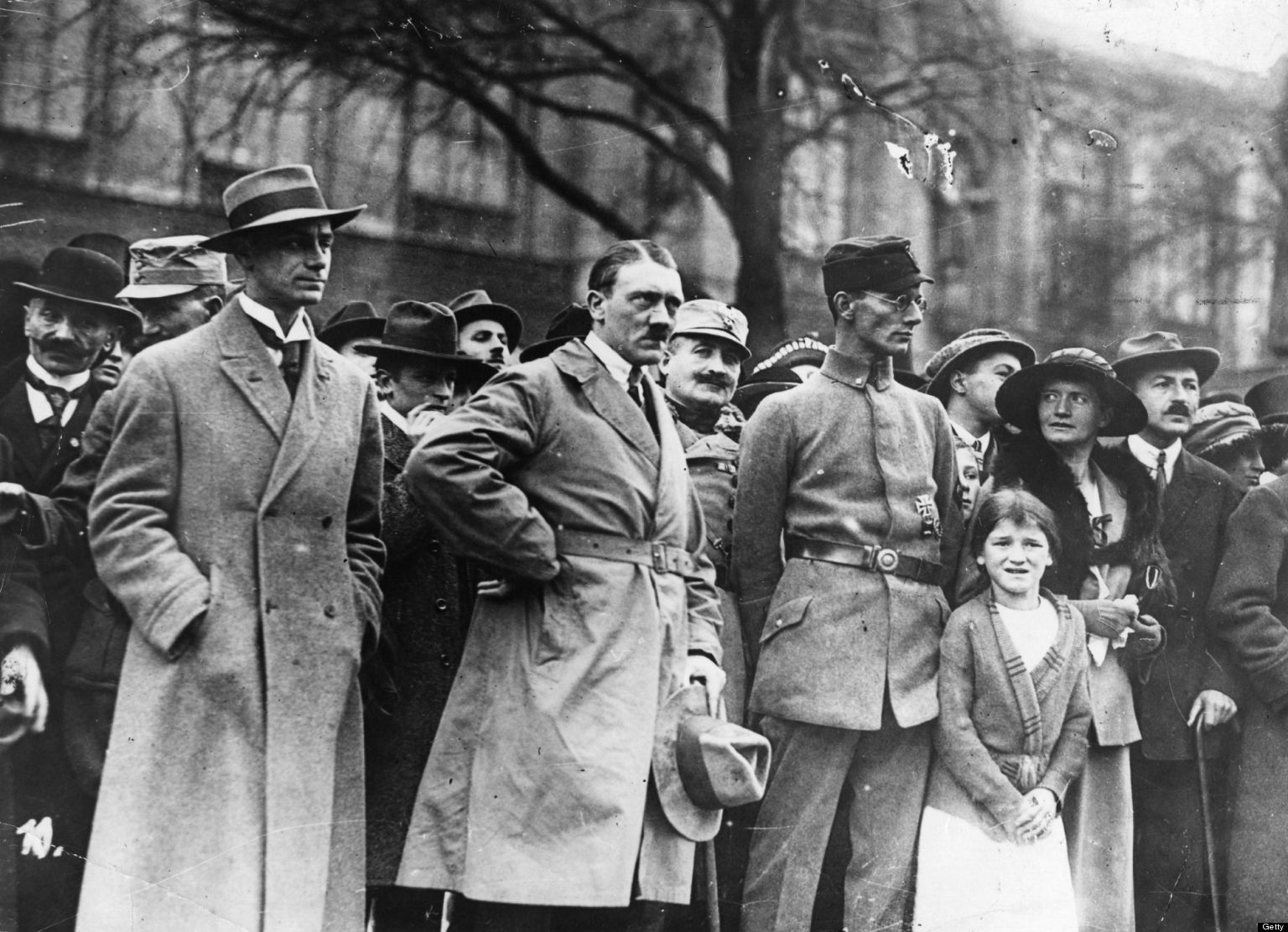 The Munich Putsch 1923