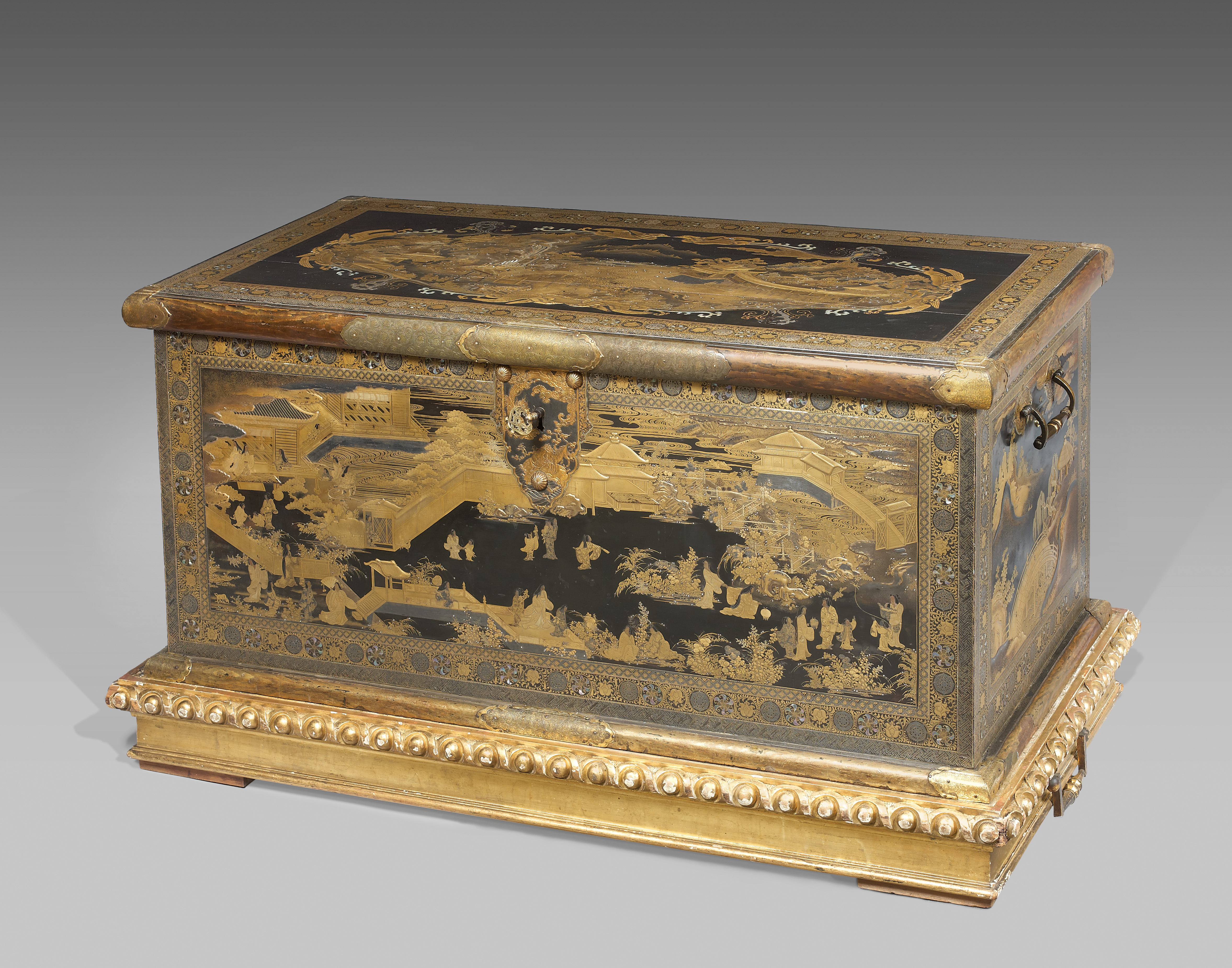 The History Blog » Blog Archive » Mazarin's lost golden chest was