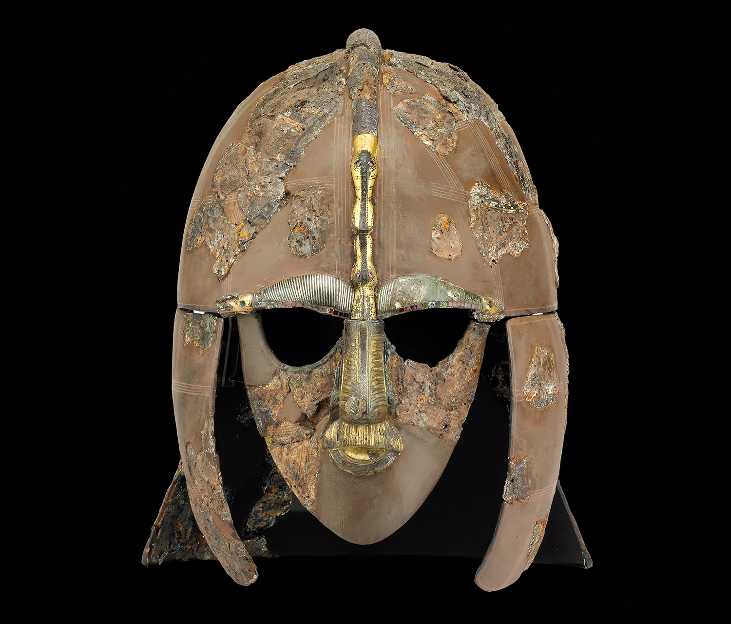 The History Blog Blog Archive Sutton Hoo Exhibit On