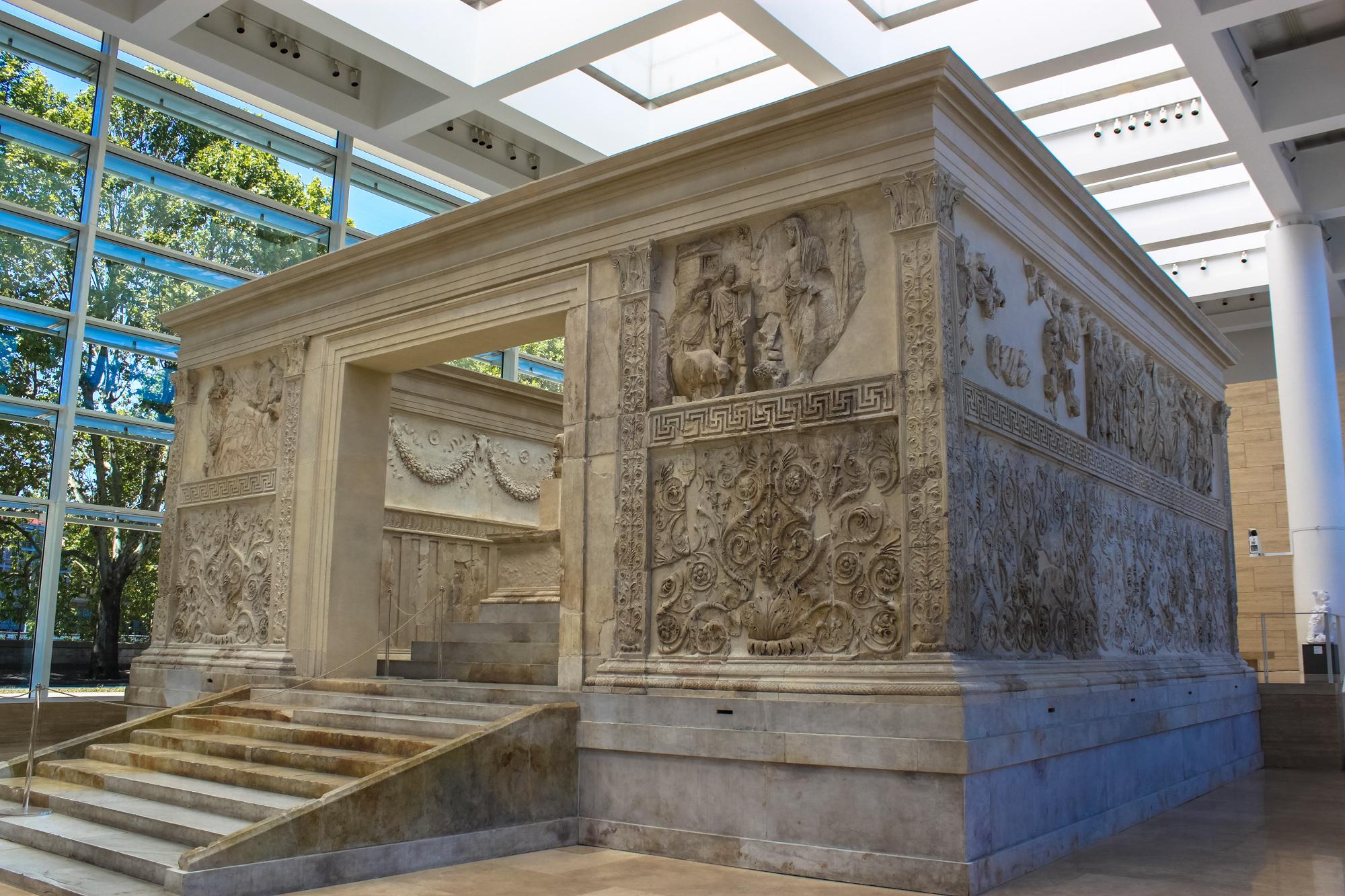 Rome Wiki: Ara Pacis