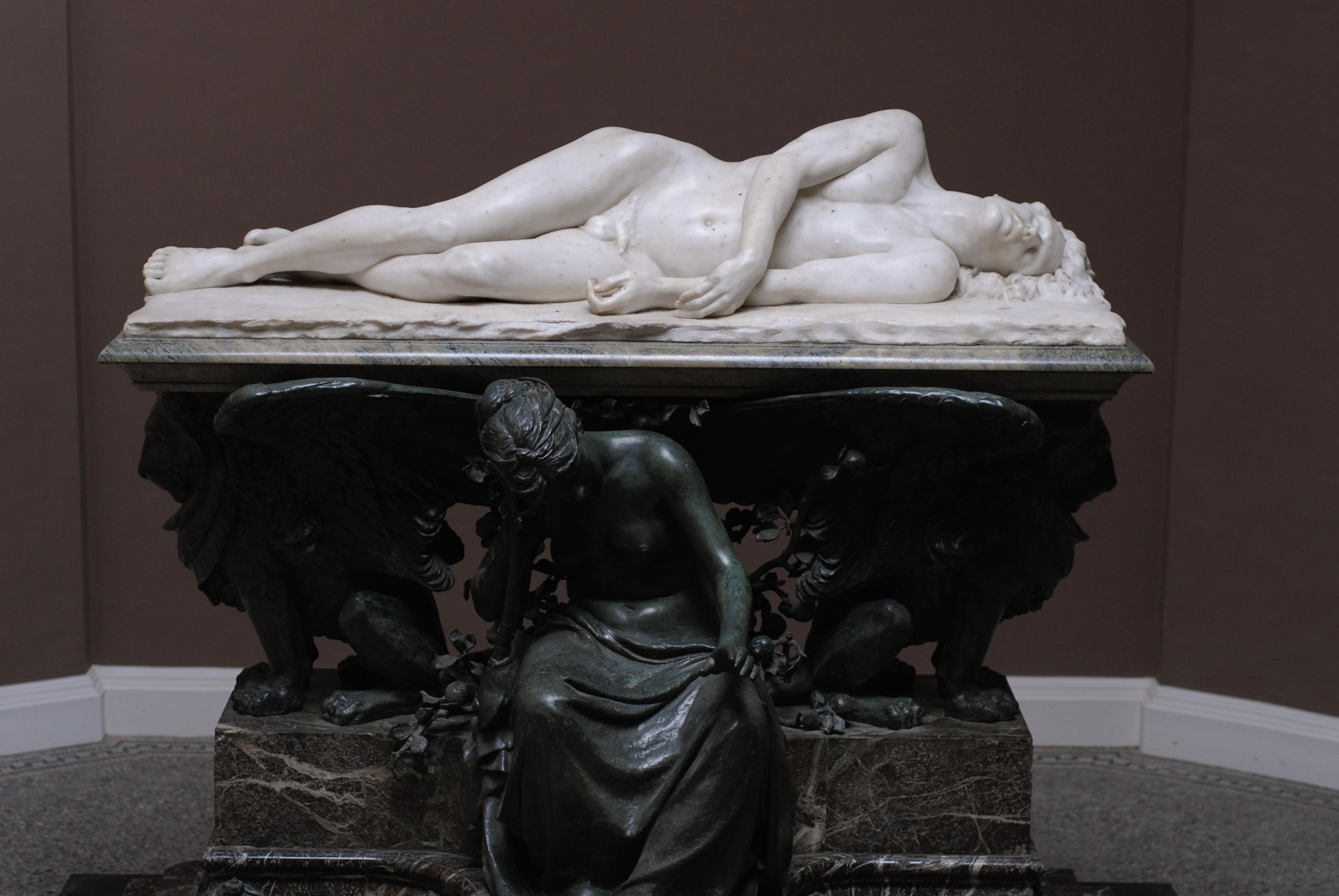 Shelley Statue