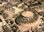 Reconstruction of Mausoleum of Augustus during its heyday.