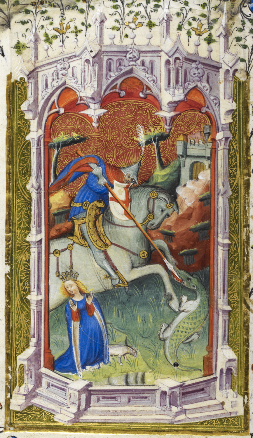 The History Blog » Blog Archive » Celebrate St. George\'s Day with an ...