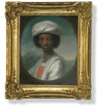 Ayuba Suleiman Diallo by William Hoare, 1733, Jamestown-Yorktown Foundation
