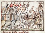 Henry enters Pisa, Balduineum picture chronicle, 1341