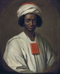 Portrait of Ayuba Suleiman Diallo by William Hoare, 1733, National Portrait Gallery