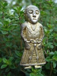 Revninge Woman figurine, ca. 800 A.D.