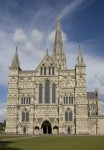 West Front of Salisbury Cathedral
