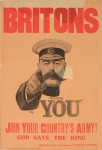 &quotLord Kitchener wants you to join your country's army,&quot recruiting poster by Alfred Leete, September 1914, sold for £22,000