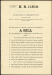 H.R. 11810, bill establishing national zoo