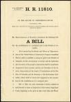 H.R. 11810, bill establishing national zoo