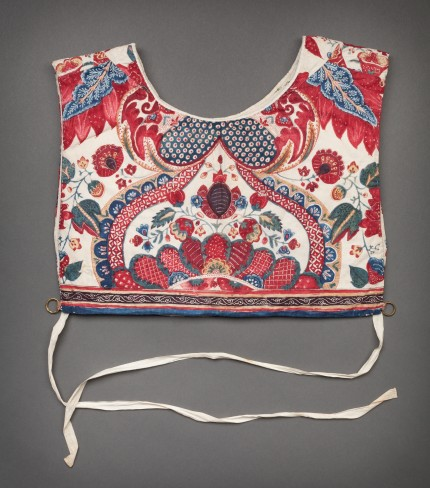 Woman's breast yoke, ca. 1750, India. Courtesy Peabody Essex Museum