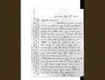 Emily Austin Perry letter home