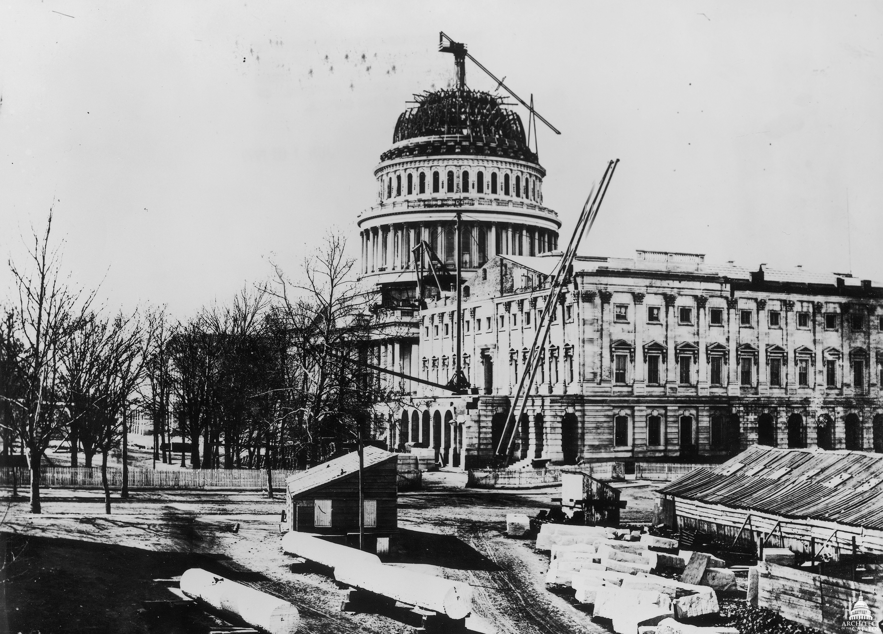 The history blog blog archive scaffholding for capitol for Architect washington state