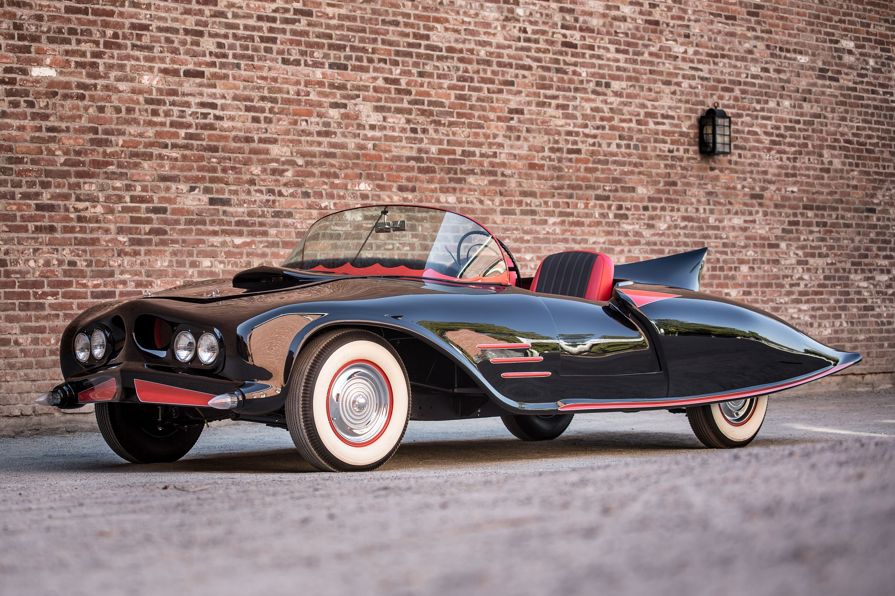 the history blog blog archive earliest officially licensed batmobile for sale. Black Bedroom Furniture Sets. Home Design Ideas