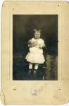 Dorothy Fitzgerald, 3, victim of SS Eastland disaster along with her mother