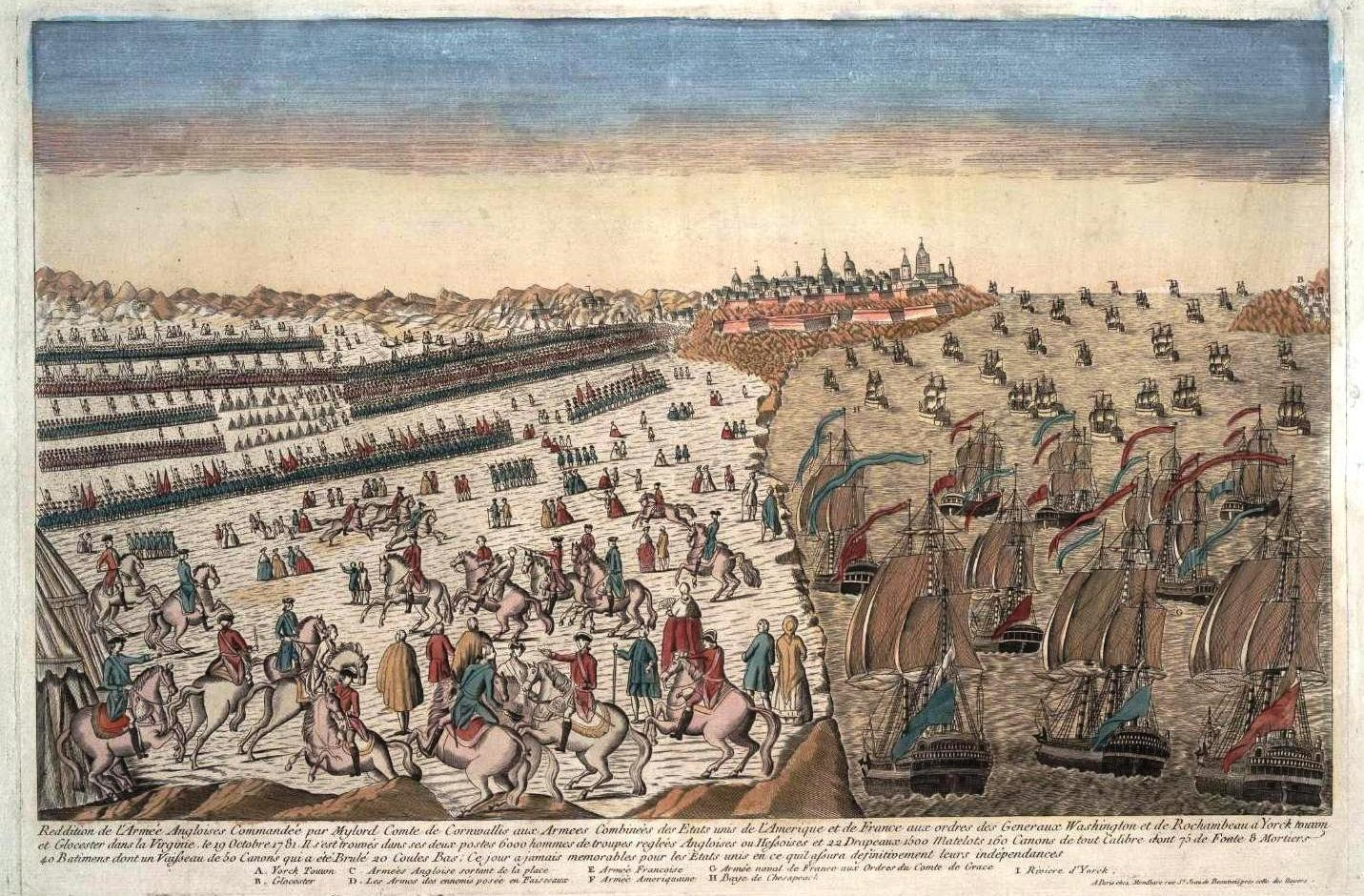an analysis of revolutionary war battle of yorktown The american revolutionary war history  continuous effort without any major battle being fought after 1781 (revolutionary war,  finally won in yorktown,.