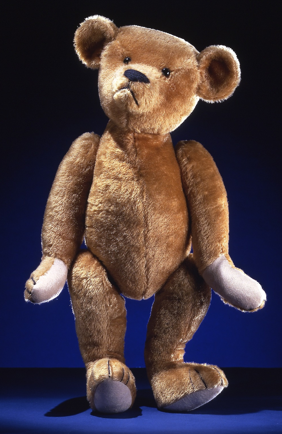a history of the teddy bear Here is the history of the teddy bear and other cute bears created over the years for children in america, the teddy bear, according to tradition, began with a cartoon.