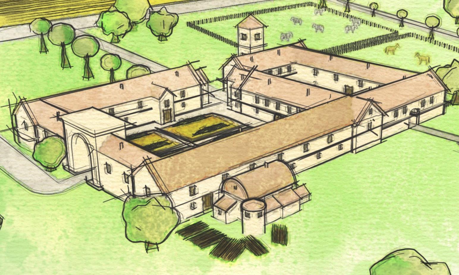 Free Worksheets viking longhouse worksheet : The History Blog u00bb Modern(ish)