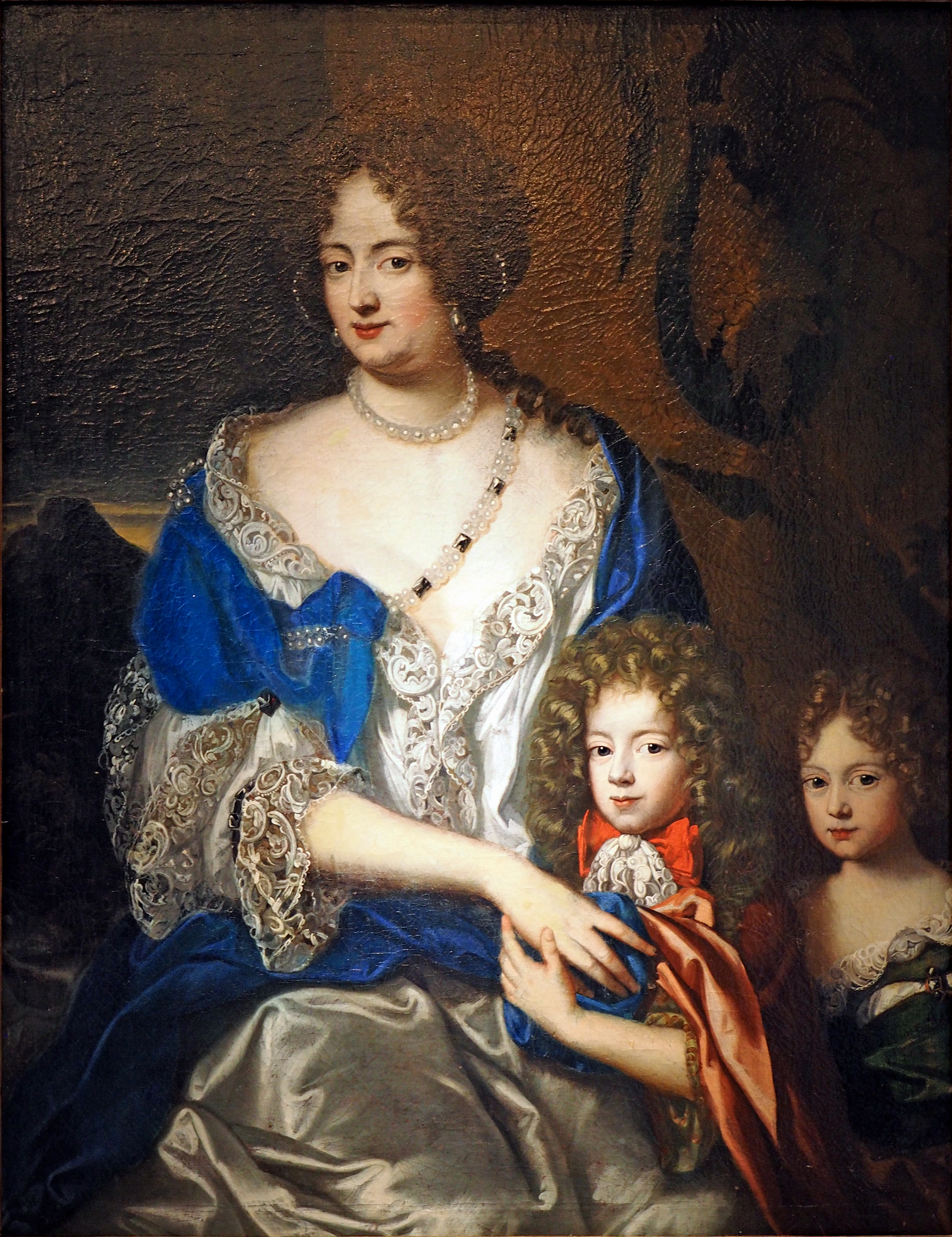 Has the victim of 322-year-old royal intrigue been found?