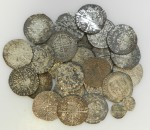 Beeston Medieval coin hoard. Photo courtesy National Museums Liverpool.