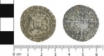 Henry VII groat, 1495-98. Photo courtesy the Portable Antiquities Scheme.