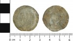 Double patard of Charles the Bold of Burgundy, 1468-74. Minted in the Burgundian Netherlands. Photo courtesy the Portable Antiquities Scheme.