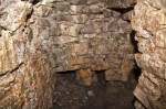 Detail of stone walls. Photo courtesy Simone Gioia.