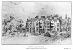 Embley Park, Hampshire. Drawing by Parthenope Nightingale. Wellcome Library, London. Wellcome Images