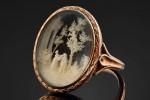 Side view of ring. Photo courtesy Osenat