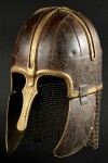 York Helmet. Photo courtesy the York Archaeological Trust.