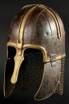 York Helmet. Photo courtesy the York Archaeological Trust.