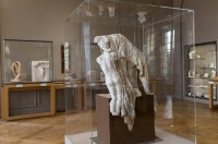 Absolution on display in Kiefer-Rodin exhibit, Musée Rodin, Paris. Photo courtesy the Musée Rodin, Paris.