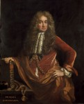 Elias Ashmole by John Riley (1646–91). Oil on canvas, 124 x 101 cm © Ashmolean Museum, University of Oxford.