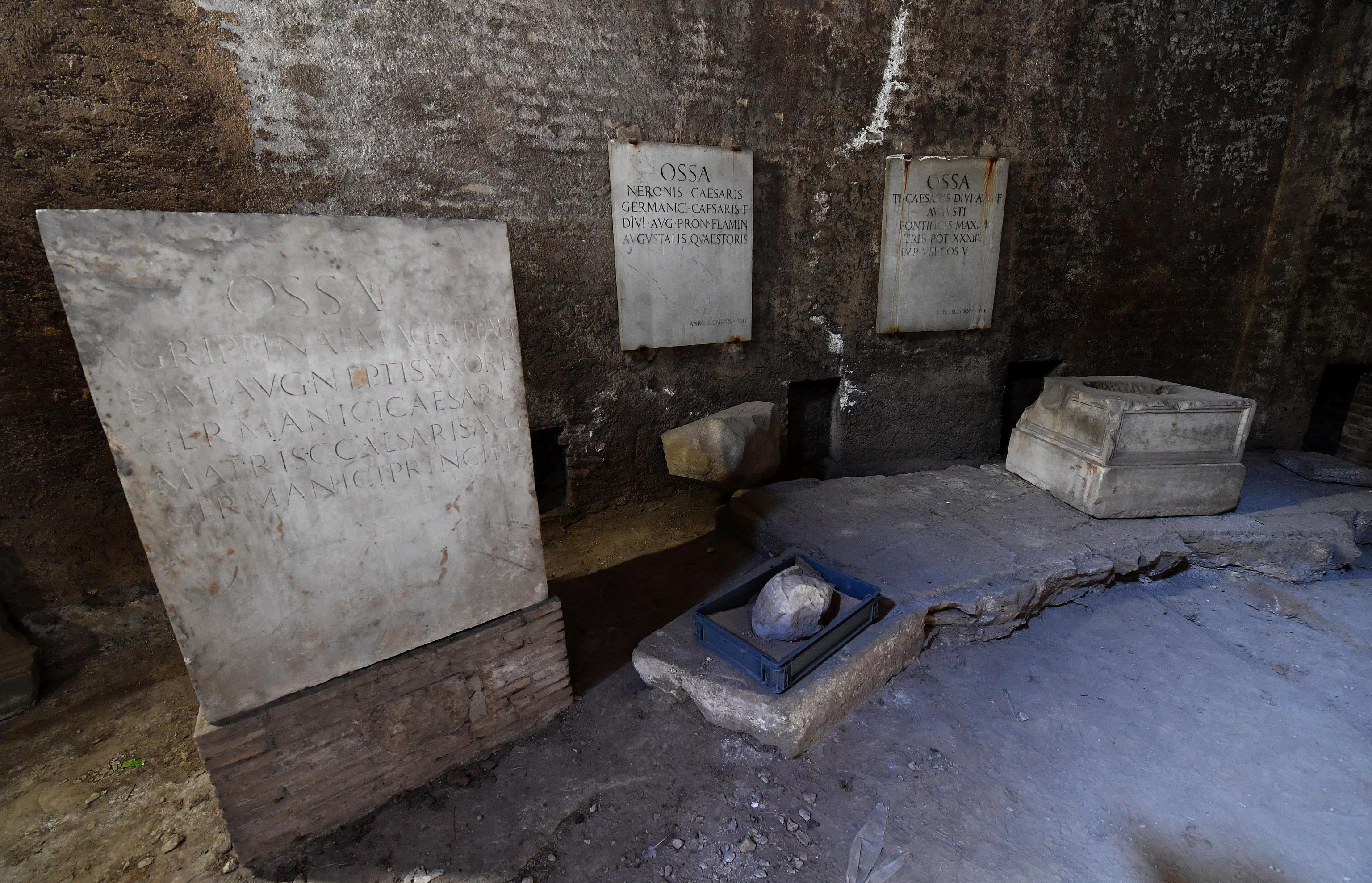 The History Blog » Blog Archive » Restoration of Mausoleum