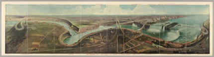The Niagara Belt Line by Hiram Harold Green, 1917. Image courtesy the PJ Mode Collection.