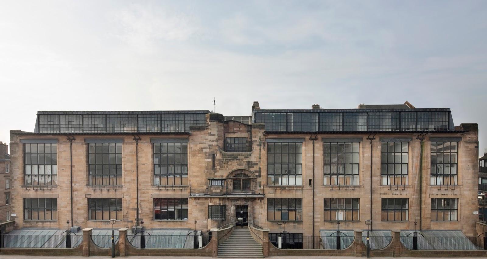 Who Designed The Glasgow School Of Art