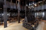 MackIntosh library before the fire. Photo by Alan McAteer.