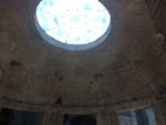 Octagonal room skylight
