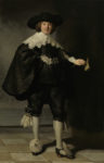 Rembrandt van Rijn (1606–1669), 'Portrait of Marten Soolmans', 1634. Purchased by the Kingdom of the Netherlands for the Rijksmuseum
