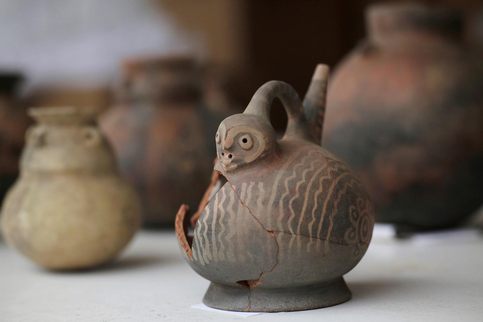 Archaeology dissertation pottery blog