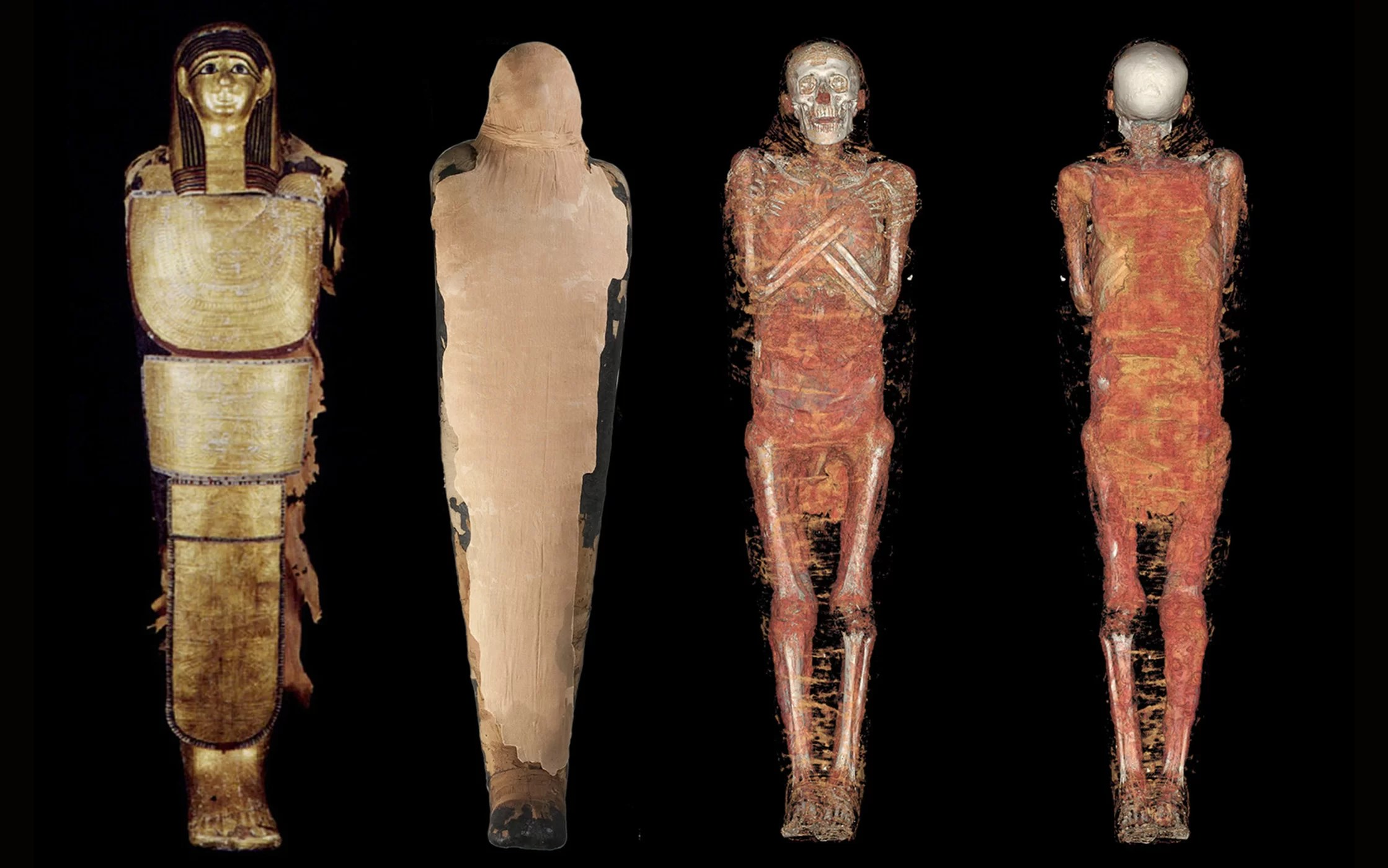 Mummy identified as Ptolemy II's doctor