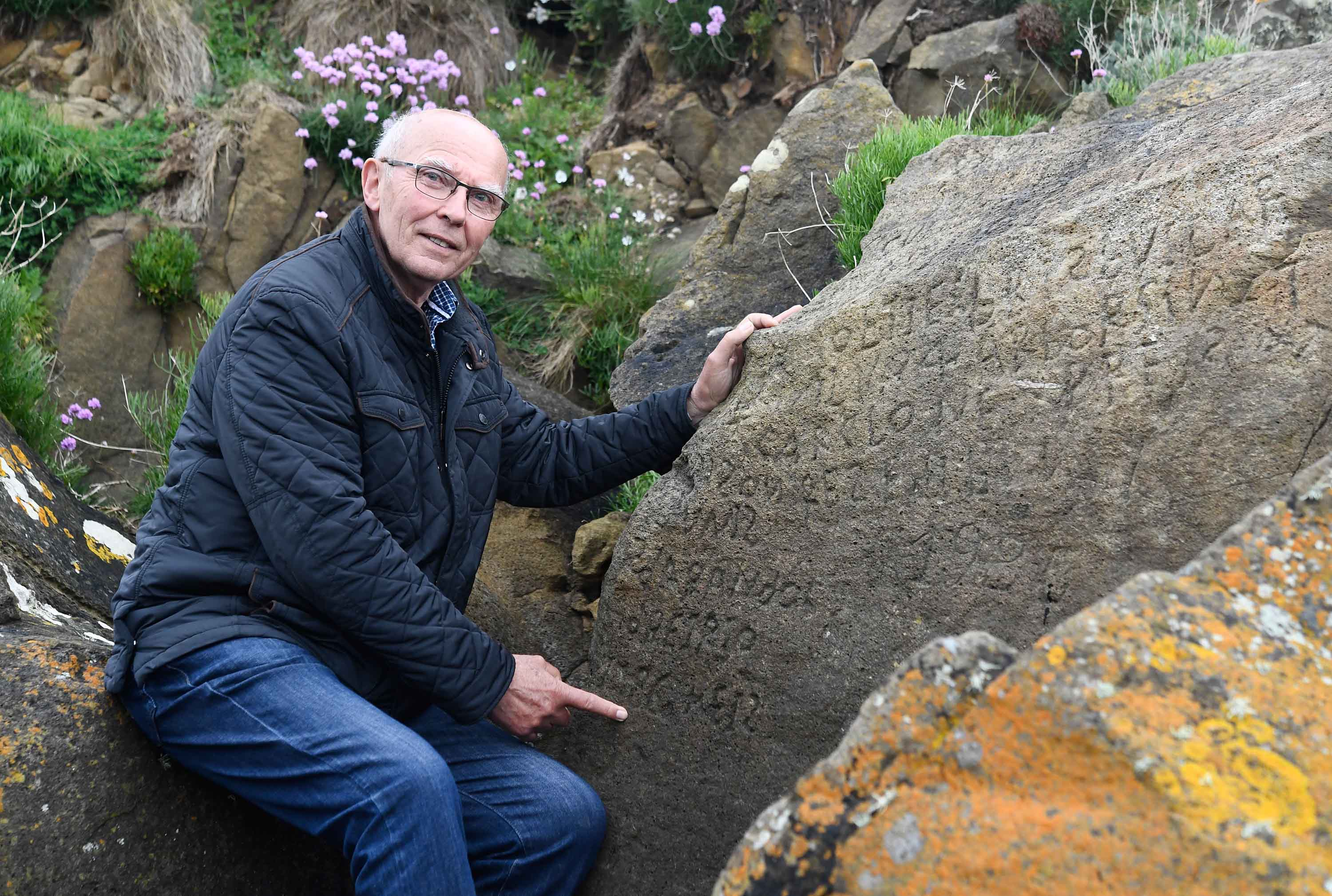 Blog Archive » Breton village offers reward to decipher mysterious stone inscription