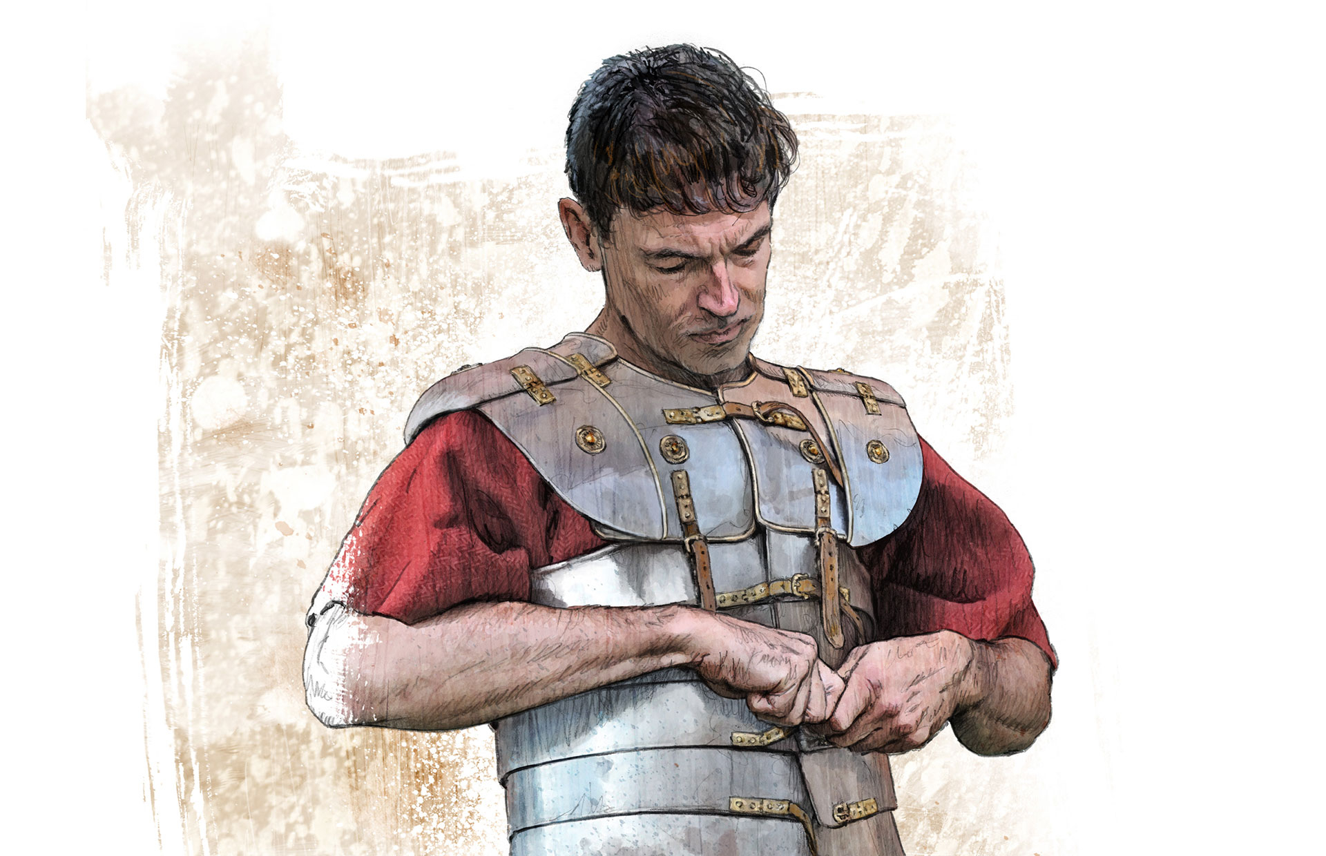 Oldest Roman body armour found in Germany