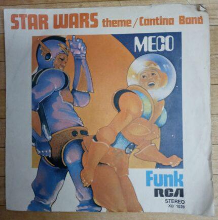 Happy Star Wars Cantina Band Disco Funk Day!