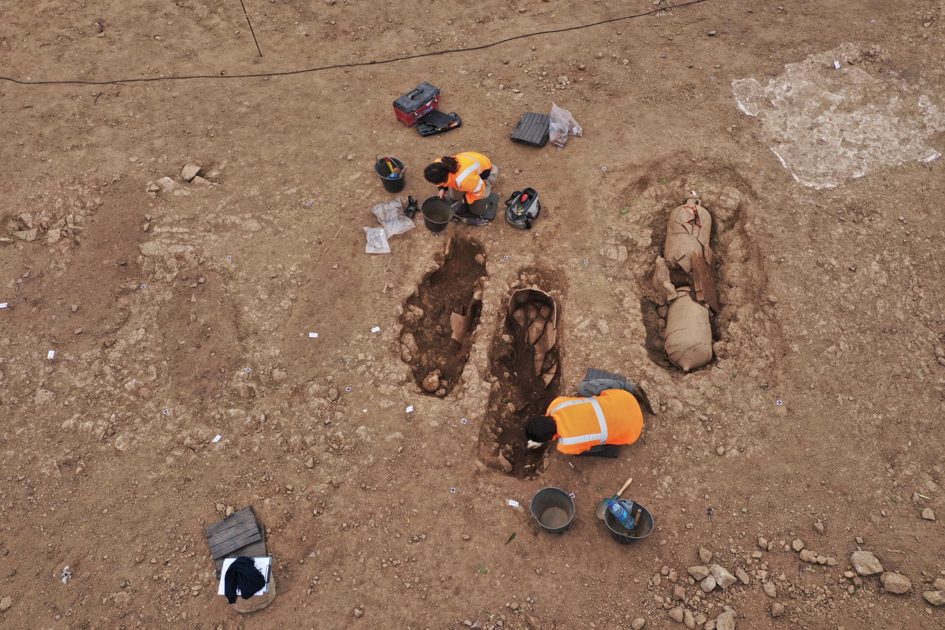 Late Imperial necropolis found in Corsica